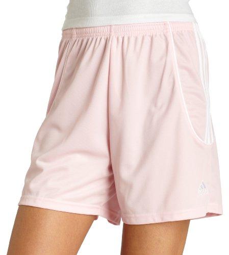 Adidas Women's Squadra II Short, Diva/White, Small