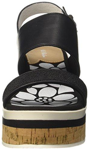 Spheres U Blk Sandals polo s black Ankle Assn Women''s Tay Black Strap rqXHOq6w