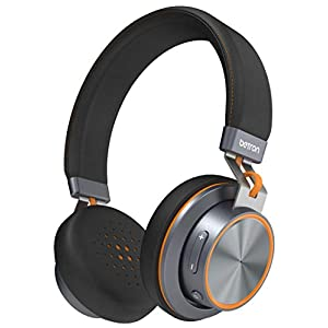 Betron S2 Wireless Headphones, Headphones with Microphone, On Ear, Bass Driven Sound Compatible with Bluetooth Audio…