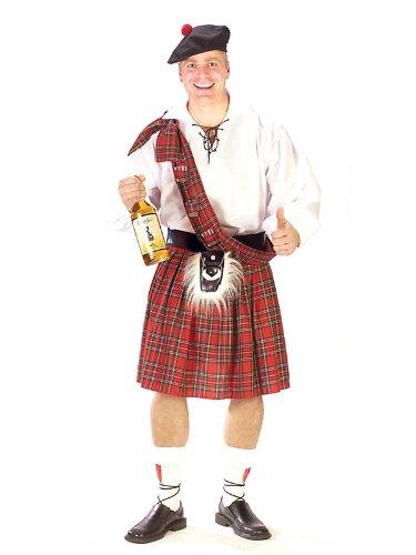 Kilt Adult Costume - Standard