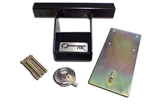 KSS Fabrication Garage Door Defender SECURITY lock made in uk