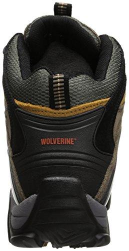 Wolverine Men's W05745 Wilderness Gunmetal-M