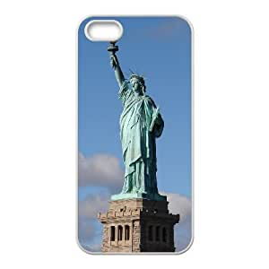 iPhone 5,5S Phone Case With Famous Landmarks S2D22730