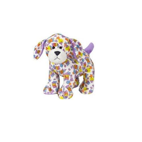 Webkinz Peace 'N Love Puppy 8.5