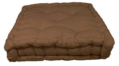 Caja de chocolate Marrón - Sillón de cojines para silla de ...