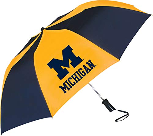 - Storm Duds Michigan Wolverines Sporty Two-Tone Umbrella