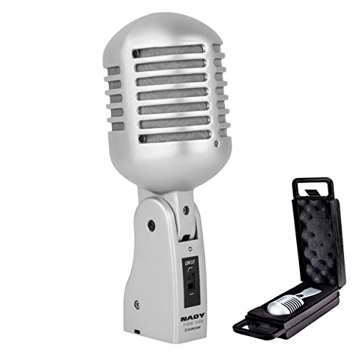Nady PCM-100 Professional Classic-style Condenser Microphone