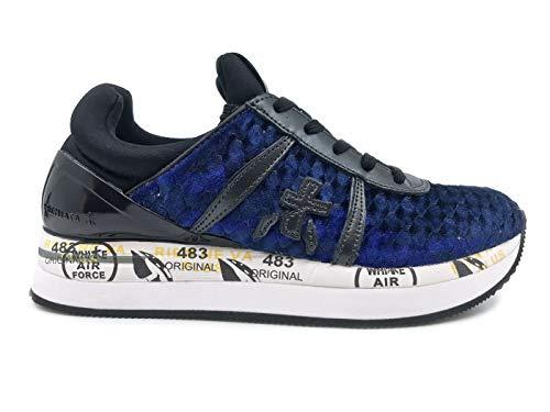 Navy Liz Sneaker Donna 3354 PREMIATA da Pre Blu Liz wq8Pt