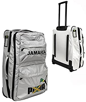 1952a8952c Puma Jamaica Track And Field Wheel Bag  Amazon.co.uk  Sports   Outdoors