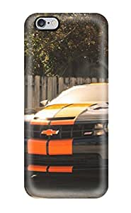 Fashion Case For Iphone 6 Plus- Chevrolet Camaro Ss Car Defender Case Cover