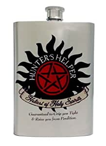 Nani?Wear Supernatural Flask: Hunters Helper