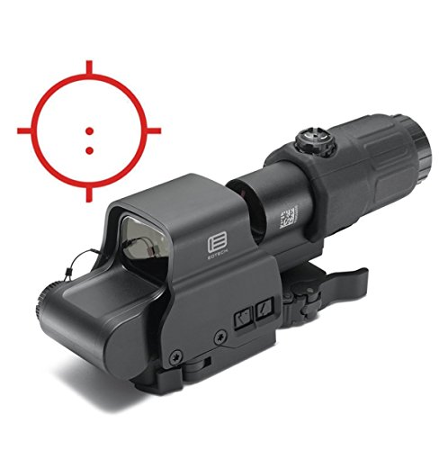 EOTECH HHS II Holographic Hybrid Sight - EXPS2-2 with G33 Magnifier