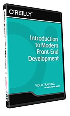 Introduction to Modern Front-End Development - Training DVD