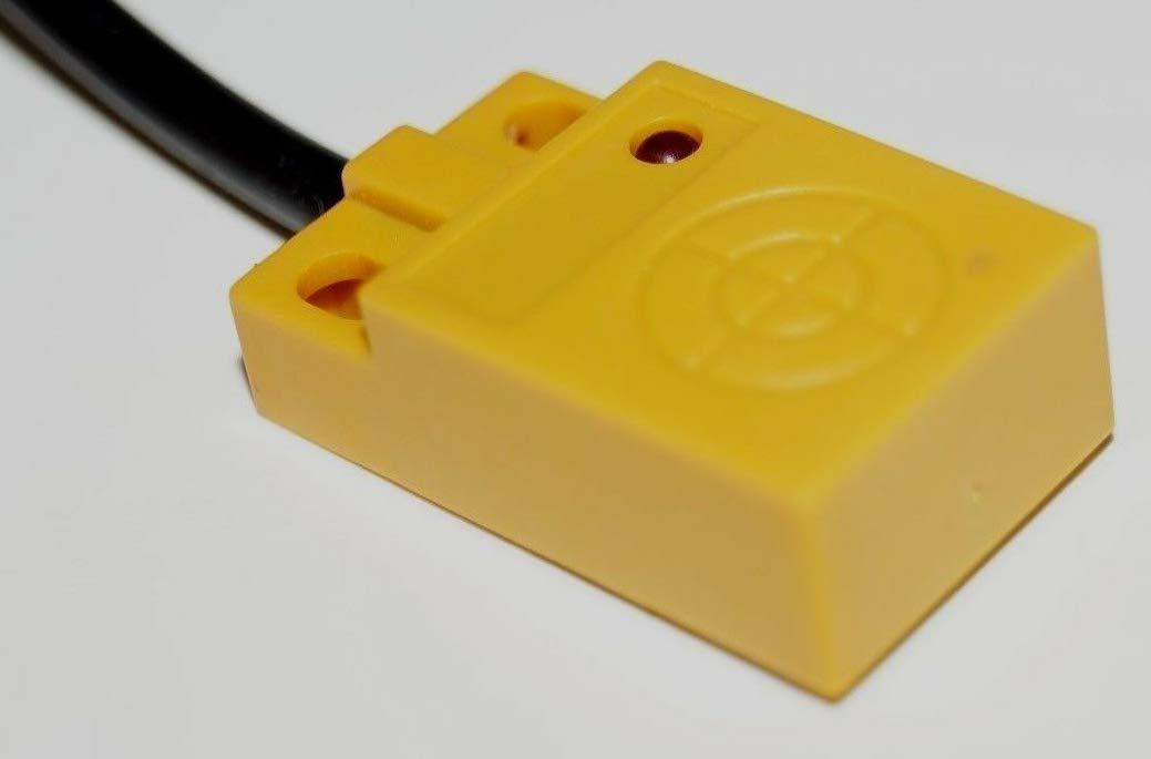 Induktiver N/äherungsschalter//Sensor 12-24 Volt PNP 5mm CNC 3D Drucker Endstop Eckig