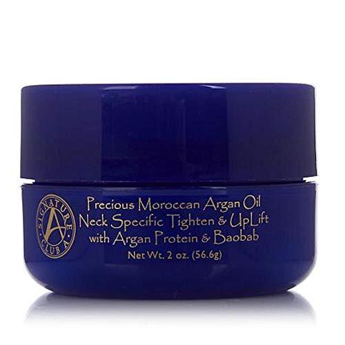 Signature Club A Argan Oil Neck Specific Tighten & Uplift-2oz