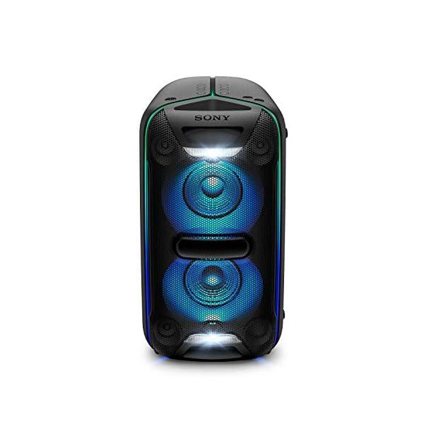 Sony GTK-XB72 Système Audio Portable high Power EXTRA BASS avec jeux de lumières 1