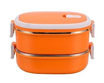 Monicaxin lunch box porta pranzo ermetico food container sacco per