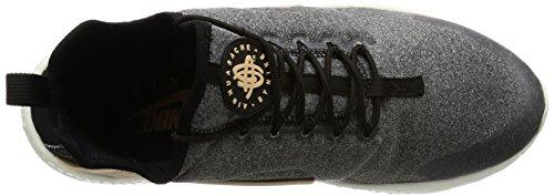 Nike 859516-001, Zapatillas de Trail Running para Mujer Negro (Black / Black / Vachetta Tan / White)