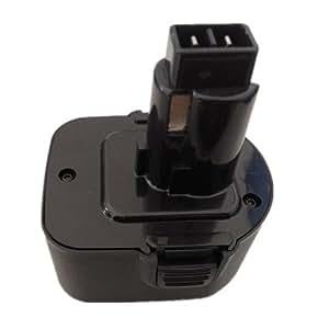Generic for Black&Decker 12V power tool battery A9252 A-9252 A9275 A-9275 PS130 PS130A A9266 (2500mAh)