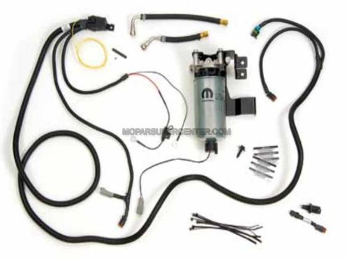 04.5 to 07 RAM 2500 3500 Cummins 5.9l Diesel Severe Duty Fuel Filter System Oem
