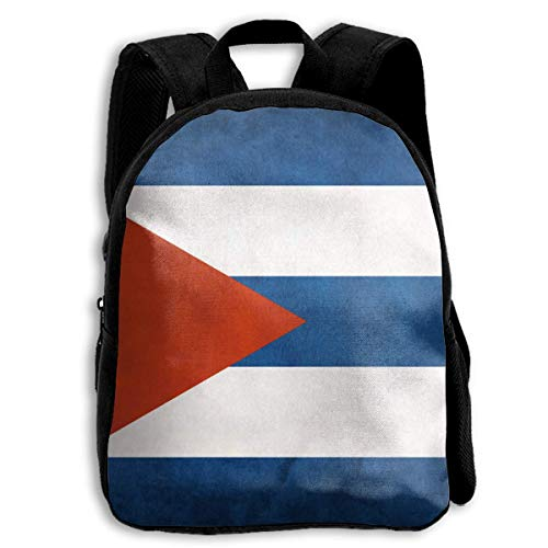 (Cuba Flag Custom Personalized Toddler Backpacks Preschool Daybag Gift)