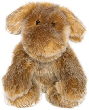 Manhattan Toy Luxe Saffron 9 Stuffed Animal Dog Plush Toy [並行輸入品]