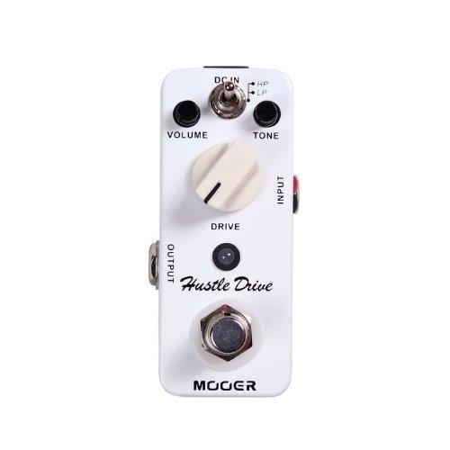 Mooer Hustle Drive, drive micro pedal