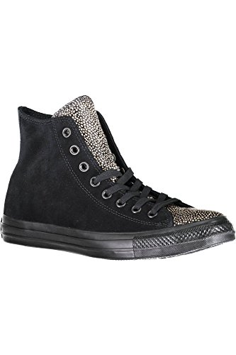Baskets Converse Star All Hautes black black Mixte Black Taylor Adulte Nero Chuck HCZaWrCcI