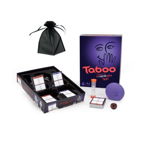 Taboo w/free storage bag