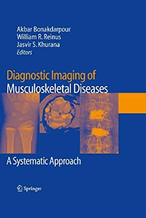 Diagnostic Imaging of Musculoskeletal Diseases: A
