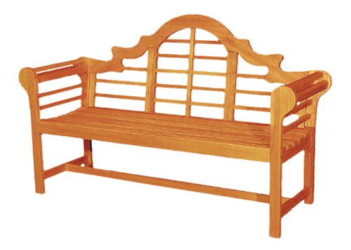 Achla Designs Lutyen Bench, 5-Feet