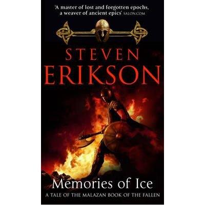 MEMORIES OF ICE (BOOK 3 OF THE MALAZAN BOOK OF THE FALLEN) pdf