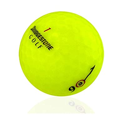 Bridgestone e6 Yellow AAAAA Pre-Owned Golf Balls