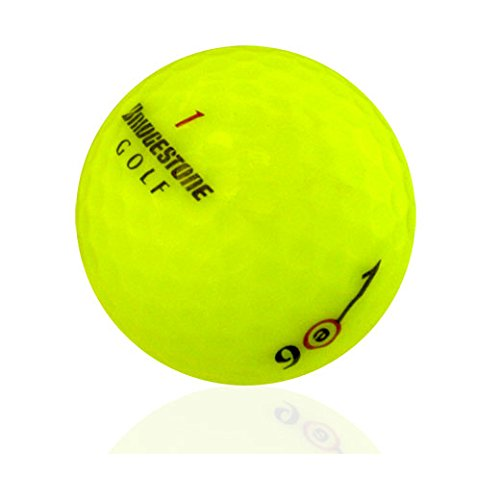 Bridgestone e6 Yellow AAAAA Pre-Owned Golf Balls by Bridgestone (Image #1)
