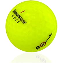 Bridgestone e6 Yellow AAAAA Golf Balls (Renewed)