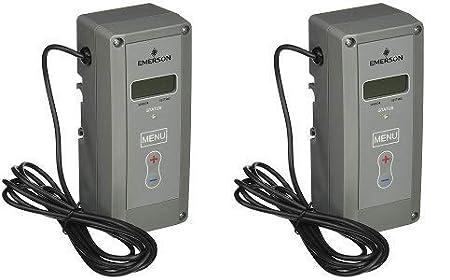 Emerson 16E09-101 Electronic Temperature Control