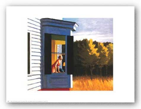 Cape Cod Morning by Edward Hopper 21