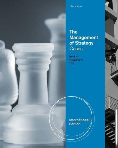 Download The Management of Strategy: Cases ebook