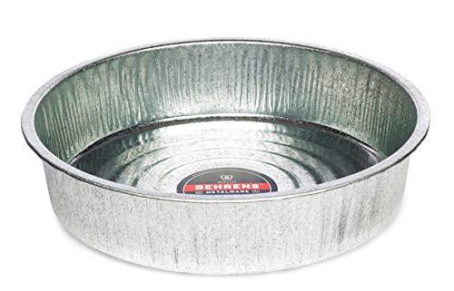 Behrens 2168 3-Gallon Seamless Drain/Utility Pan ()