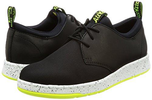 ad319fccf0e35 Dr. Martens Men's Solaris Black Temperley Sneaker