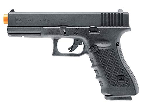 Umarex Glock 17 Gen4 GBB Airsoft, Black Review