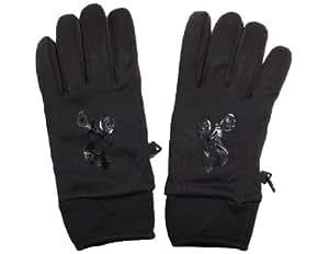 L&F - Waterproof Gloves for Skiing Sz M (Black)
