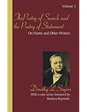 The Poetry of Search and the Poetry of Statement: On Dante and Other Writers