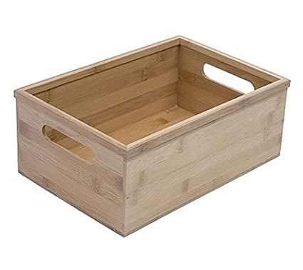 Exceptionnel Richards Homewares DVD And Video Storage Box   Bamboo (Bamboo) (4.75u0026quot; H