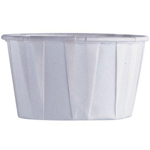Nut & Party Cups-White 36/Pkg 1.25oz
