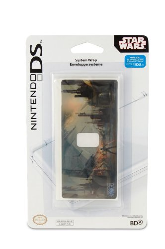 Nintendo DS Star Wars The Force Unleashed System Wraps Starship Destruction (Star Wars The Force Unleashed Concept Art)