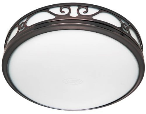 Hunter 83002 Ventilation Sona Bathroom Exhaust Fan with Light