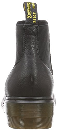 Dr. Martens Pamela Broadway Black, Chelsea Boots Femme Noir (Black)
