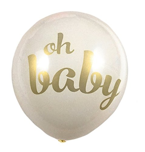 Its a Boy Baby Shower Balloons Outside The Box Imports 15 Pack