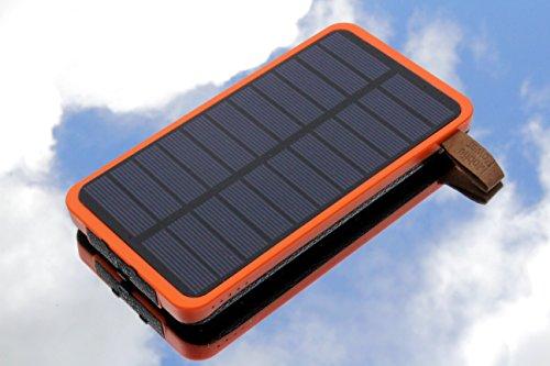 30000 Mah Solar Power Bank - 9